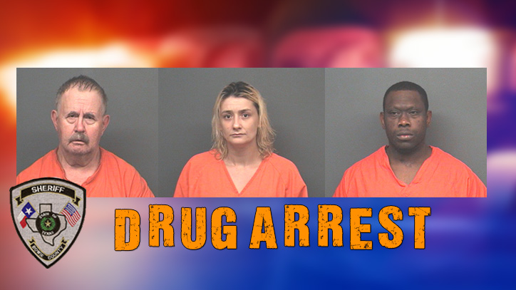 Bowie County Sheriff's Office Arrests Three for ...